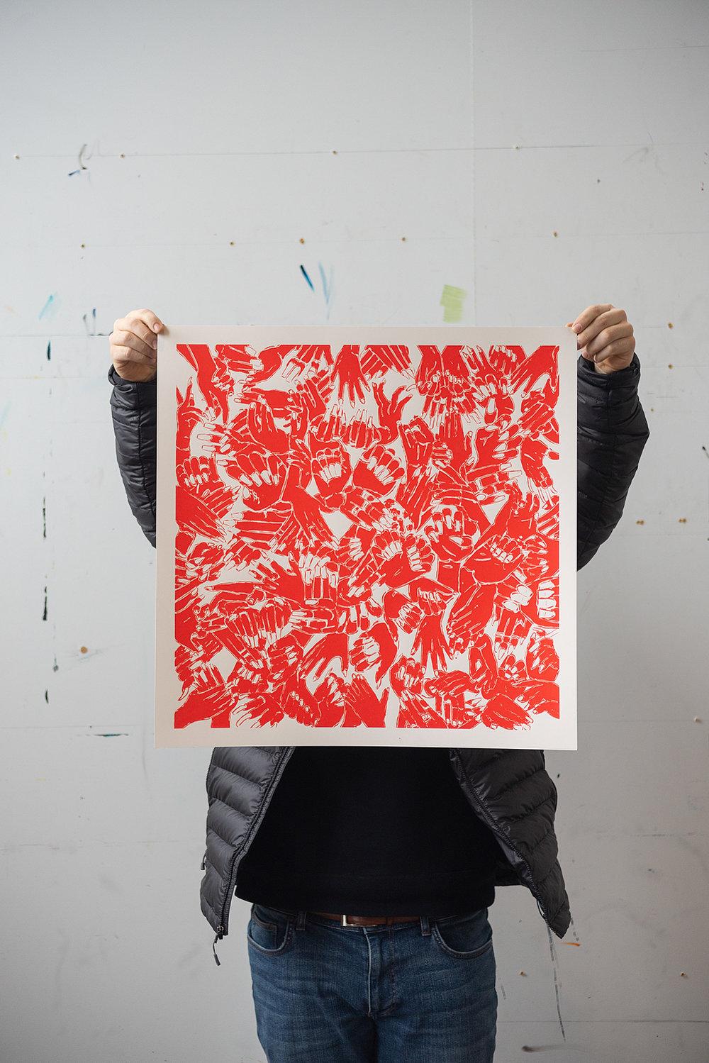 Red Hands (2018) - Sean Barton