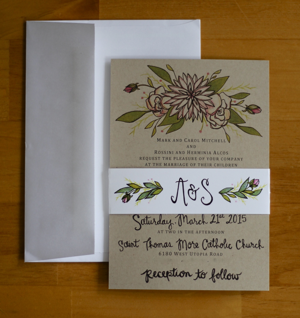 Custom Wedding Bundle