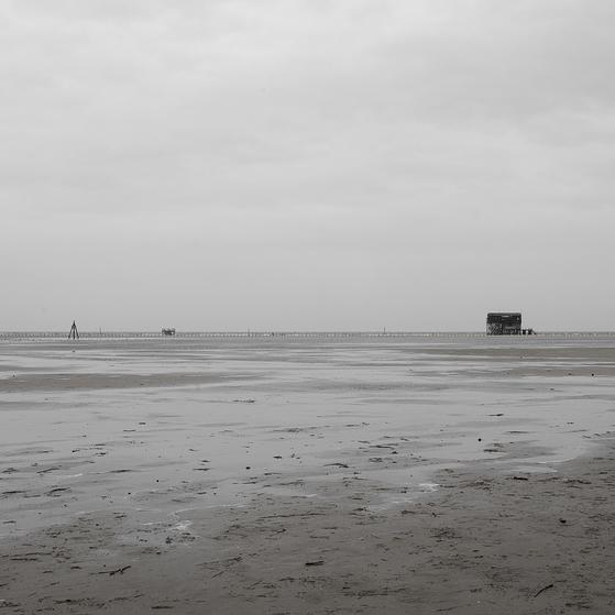 The Wattenmeer region.