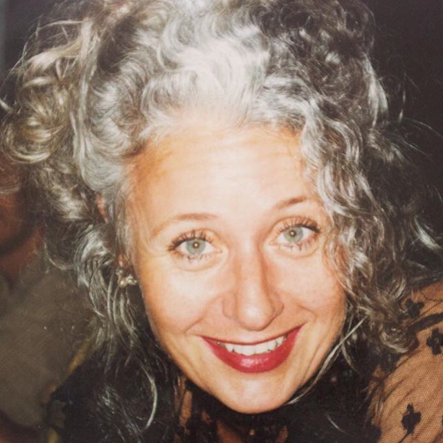 An oldie, the photo that is 📸 Taken 20 years ago, yeah yeah yeah I had grey hair then, reading through my diaries I noted the first grey came through aged 14 👩🏻‍🦳 Always embraced it, always will 👵🏻👩🏻‍🦳👵🏻 cos, you know what, inside I'm still the same, still ok, still don't identify through the colour of my hair. Just thought I'd put it out there 💣💣⚫️ @mywrinklesaremystripes #mywrinklesaremystripes #nobigdeal #greyhair #tbt #greyhairdontcare #iamnotmyhair #whatevs #silverhair #greyhairmovement #embracethegrey #saltandpepperhair #itsonlynatural