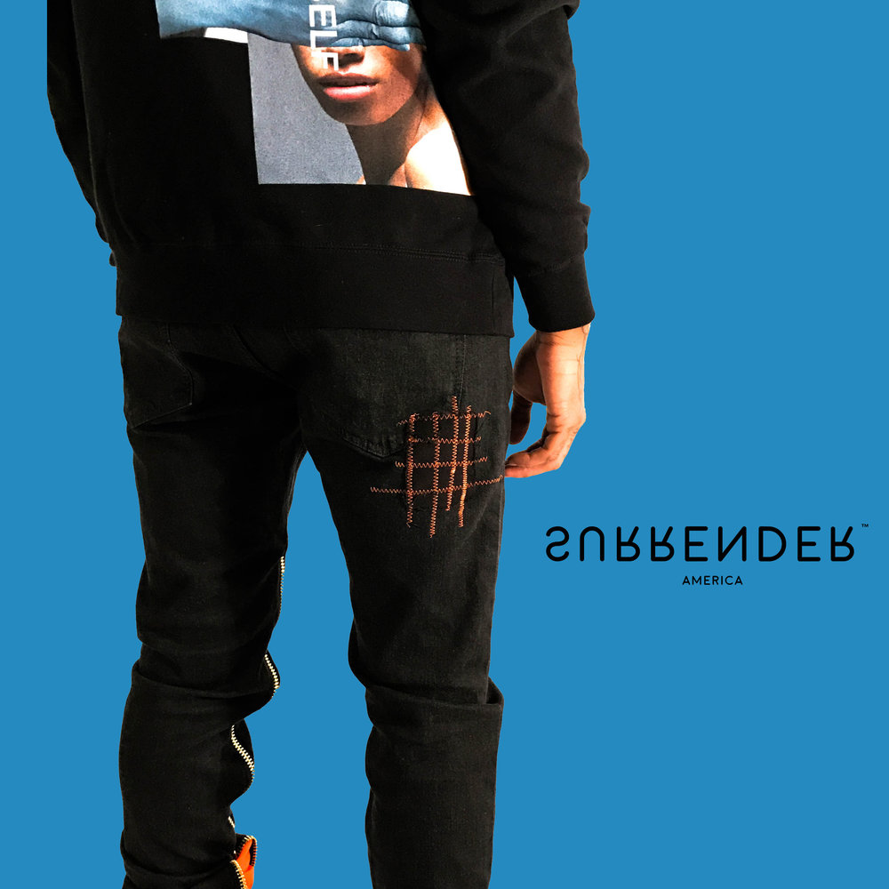 Surrender America Season 1 Trousers