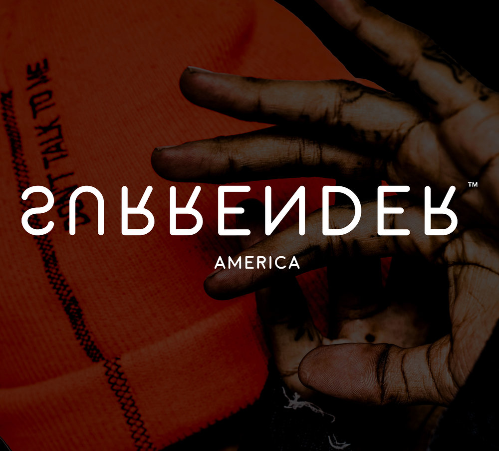 """Surrender America """"Don't Talk To Me"""" Beanie"""
