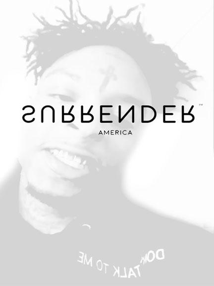 """Surrender America """"ANTI"""" Hoodie"""
