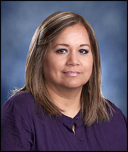 Alma Suarez  Administrative Assistant & Meal Program Coordinator
