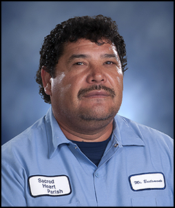 Miguel Bustamante  Maintenance Technician