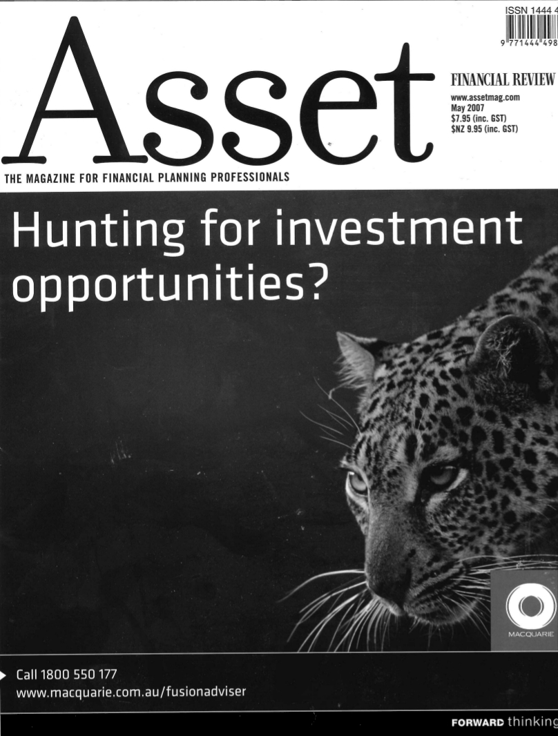 Asset Magazine - Brand of Brothers