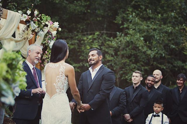 """Today I vow to be your husband, your partner, your lover, and your biggest support, for the rest of your life."" 💗 #vows #love #ido #brideandgroom #mrandmrs #weddingday #weddingphotography #kitsapweddingphotographer #seattleweddingphotographer #pnwweddingphotographer #pnwwedding #seattlebride #wildheart❤️photography"