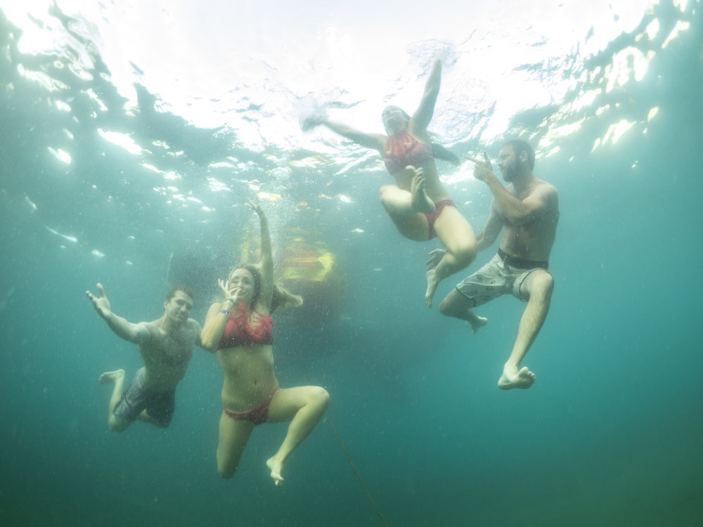 Snorkeling As Therapy