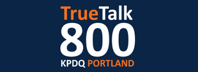 KPDQ - 800 AM - Northern Willamette Valley of OregonSaturdays at 10:00 a.m.