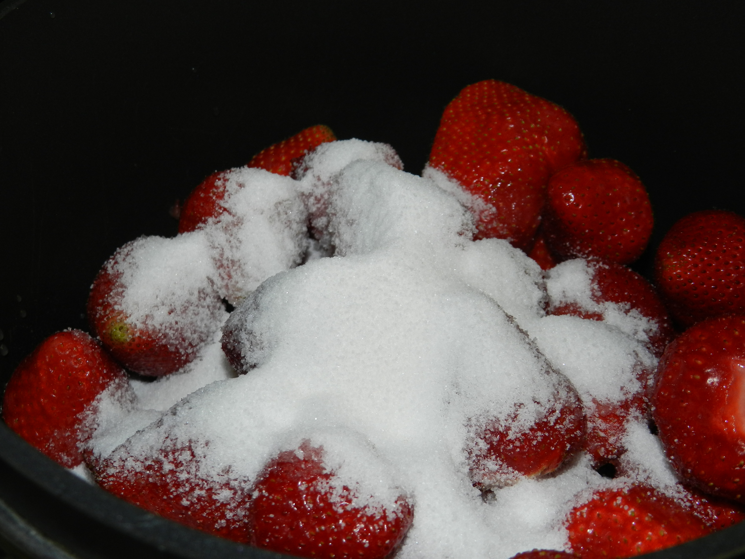 Cookers with Sugar
