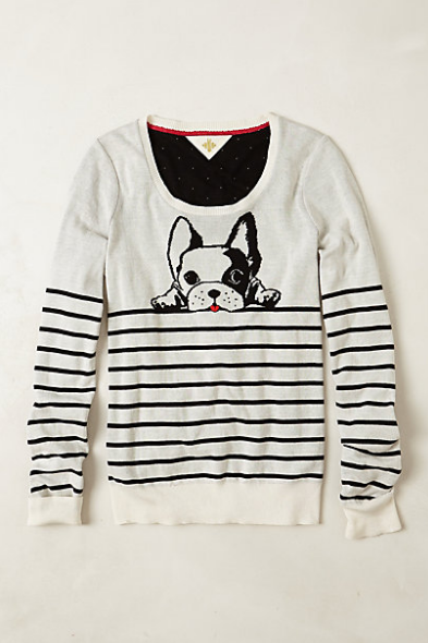 Anthropologie Pull Over