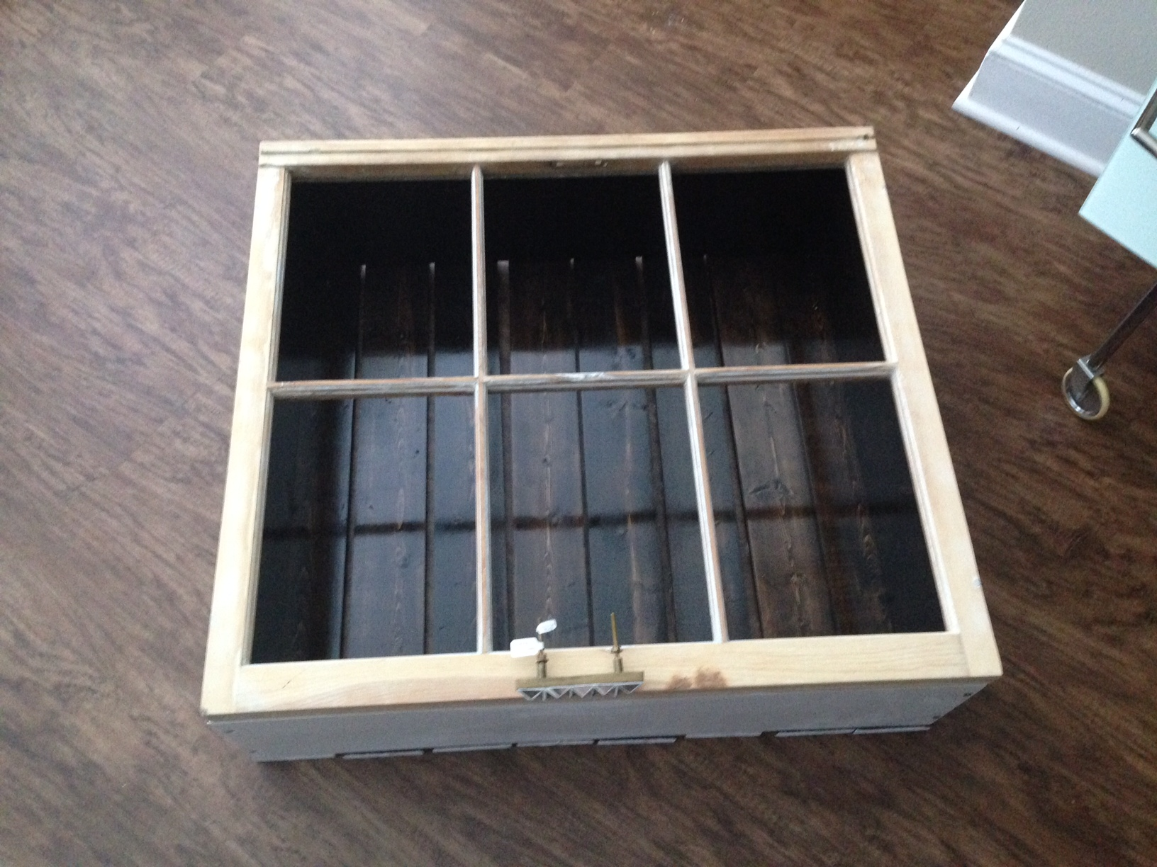 Pre-box