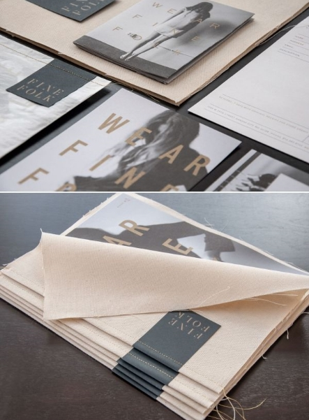 Love the textures, neutral palette and simple elegant feeling of this brand - The fonts are a beautiful mix of thick and thin lines with a power and the styling of this shoot make me want to pick everything up and just touch it. The brand is approachable and draws the viewer in - just perfect!
