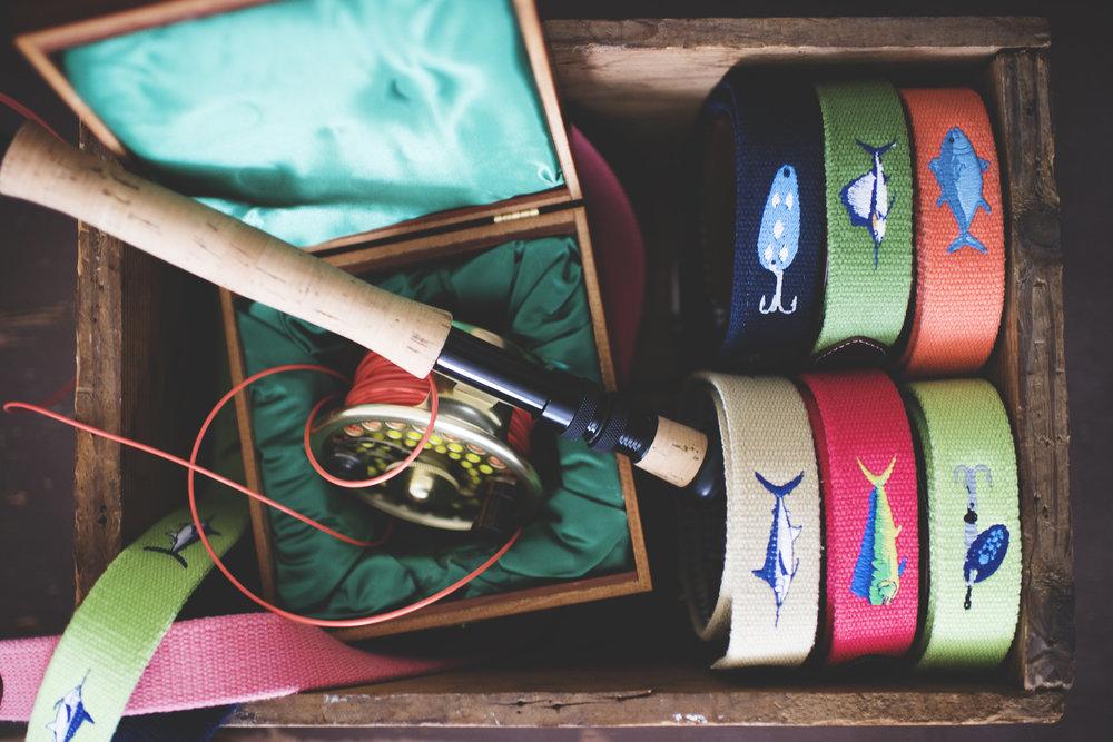JT Spencer Belts