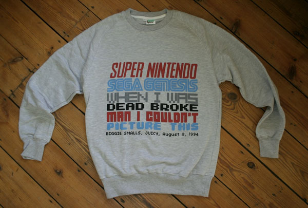arainert :      deleteyourself :     Greatest sweatshirt I've ever seen.     Game over.