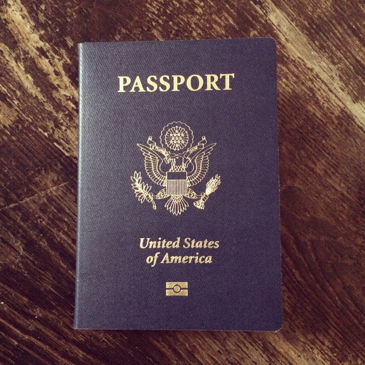 "This was in my mailbox today!!!! I am so official now!!!    Found on page 44 of my new USA passport:    ""It is immigrants who brought to this land the skills of their hands and brains to make of it a beacon of opportunity and hope for all men"". - Herbert H. Lehman."
