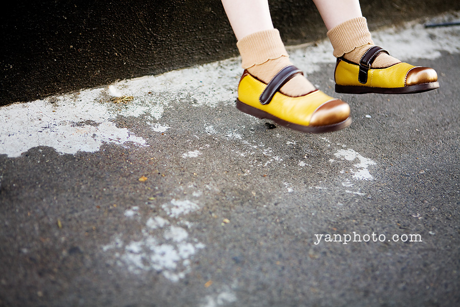 YELLOW SHOES BLOG
