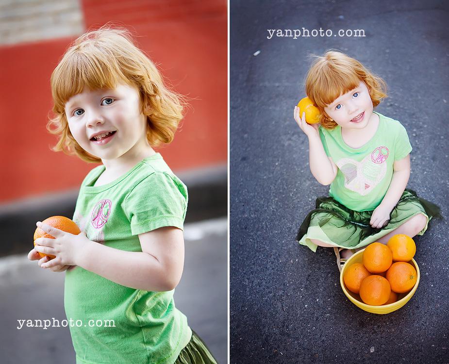 oranges sb