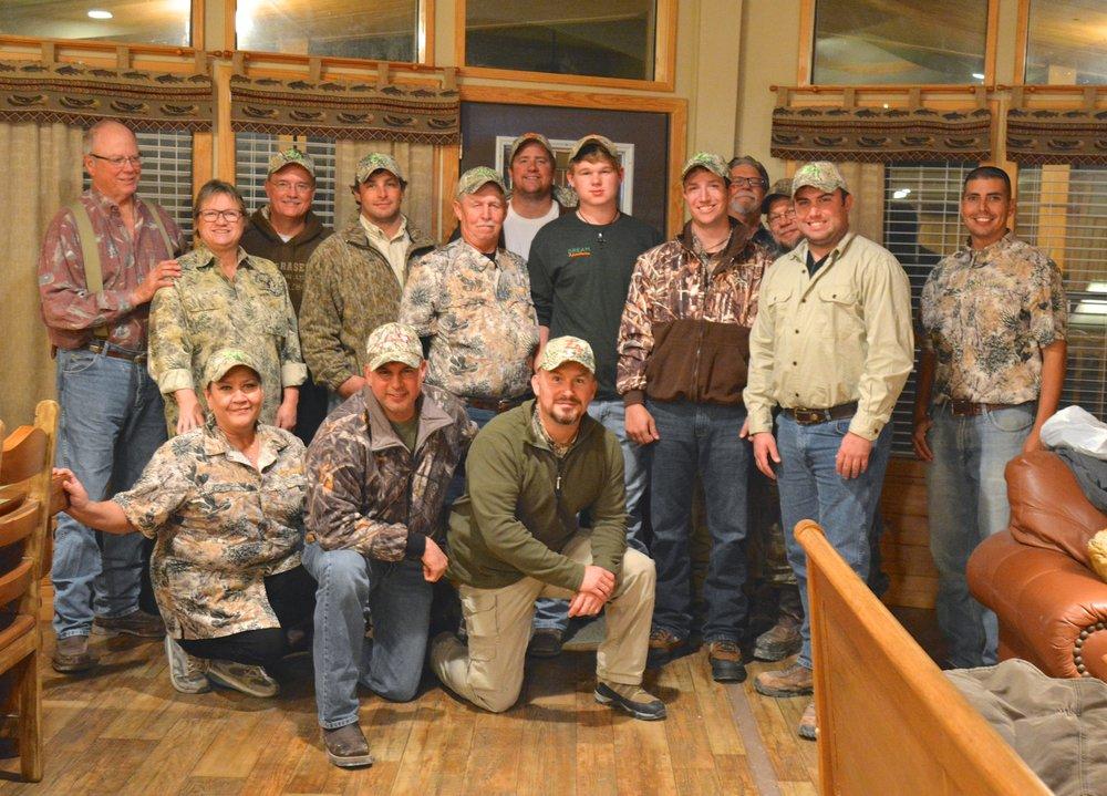 Z4 Ranch | 2015 Hunt with Jordan & Brent