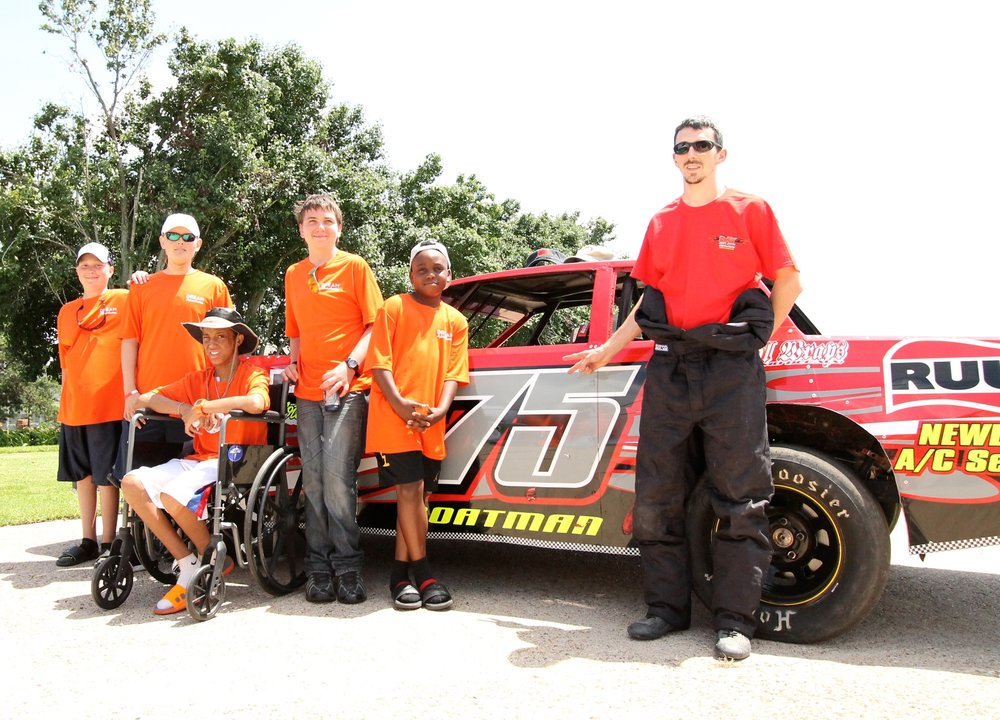 The Pit Crew with Wes, JJ, Dustyn, Joseph & Denver
