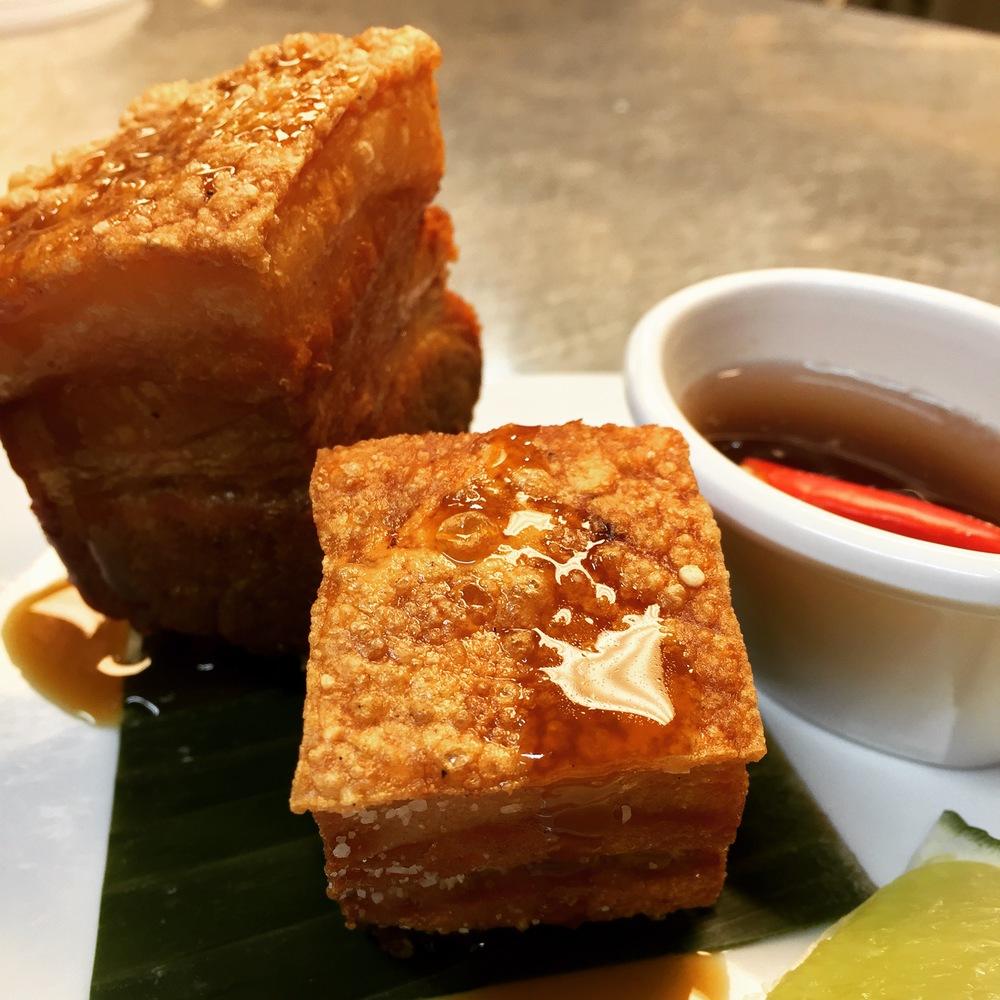 New Filipino Tapas Lunch Menu
