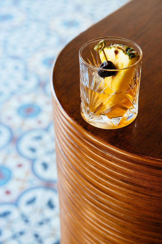 Cuban Old Fashioned | Lauren V. Allen | Food & Travel Photographer | Raleigh-Durham, N.C.