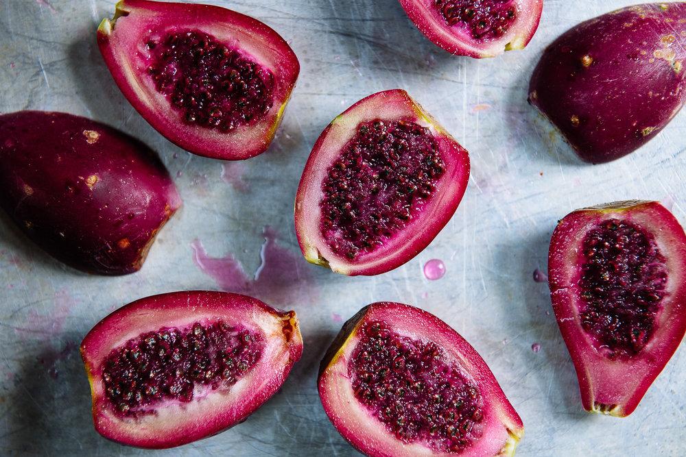 Prickly Pear | Lauren V. Allen | Food & Travel Photographer | Raleigh-Durham, N.C.