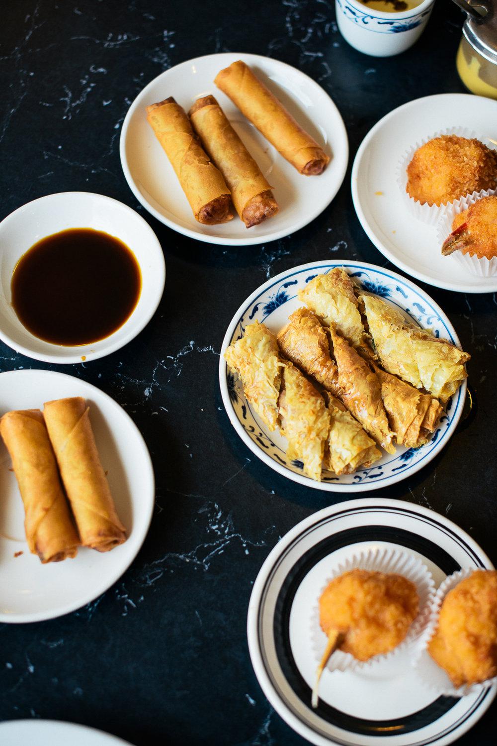 Dim Sum | Lauren V. Allen | Food & Travel Photographer | Raleigh-Durham, N.C.