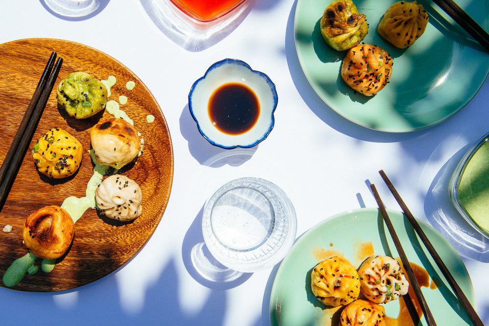 Mao's Bao | Lauren V. Allen | Food & Travel Photographer | Raleigh-Durham, N.C.