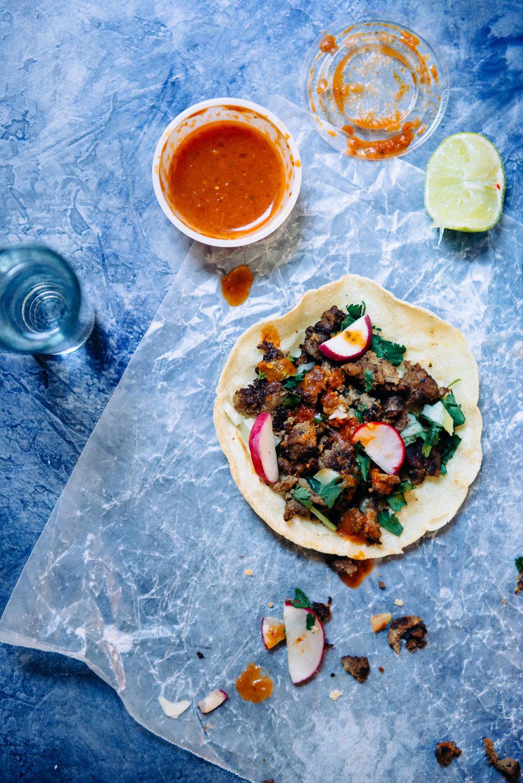 Tacos y Mezcal | Lauren V. Allen | Food & Travel Photographer | Raleigh-Durham, N.C.