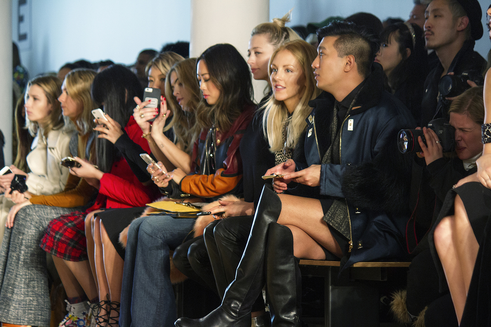 Aimee Song, Caroline Vreeland, Shae Marie & Bryan Boy