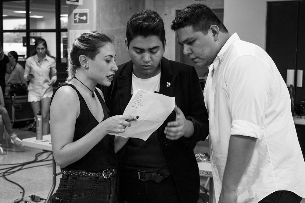 Noe Pantano, Jeyson Garcia & Fernando Enamorado