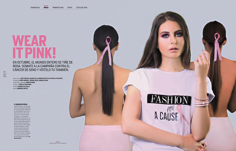 Produccion & Editorial Revista Estilo
