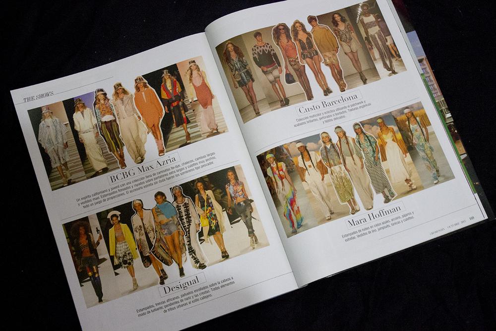 Cobertura de NYFW para Revista Cromos