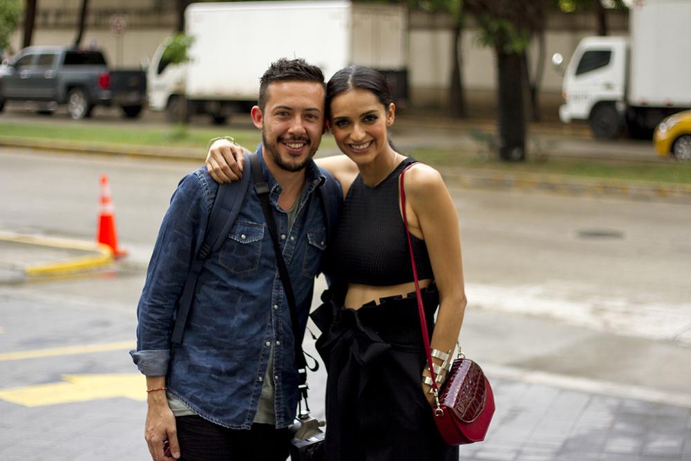 Aldo Decaniz & Atenas Hernandez