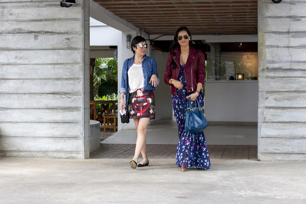 Street Style Panama Fashion Week