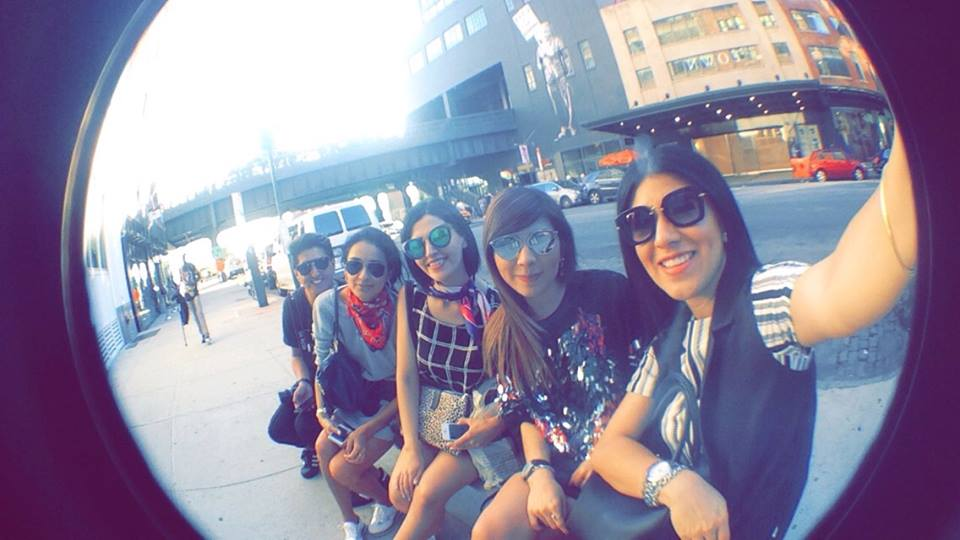 Touring NYC