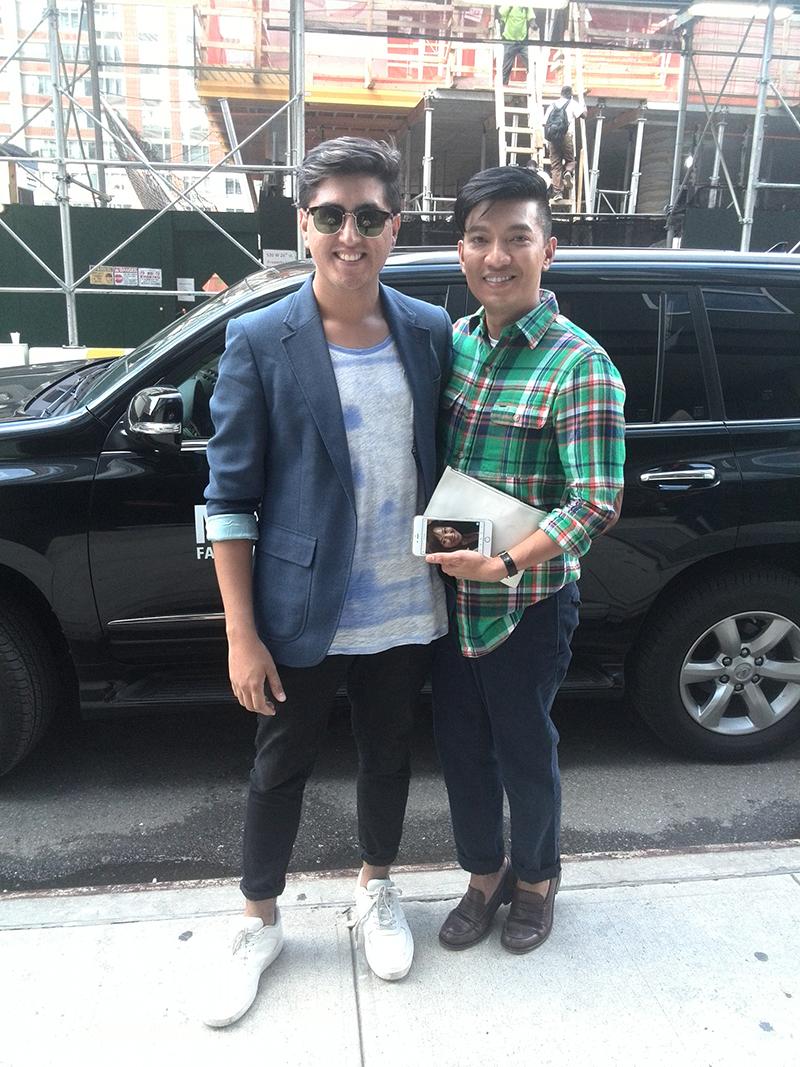 Con Bryan Boy
