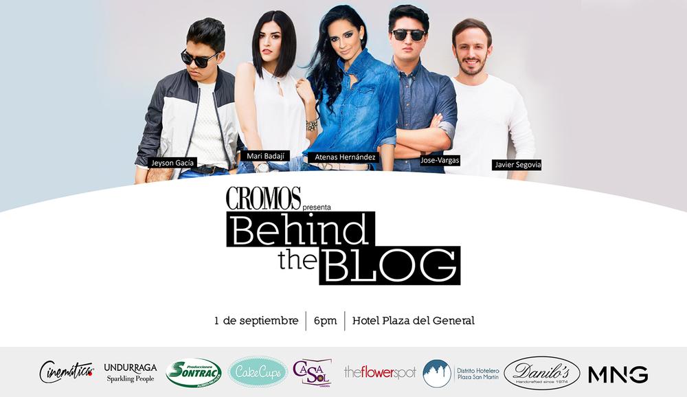 Co-Host de Behind The Blog