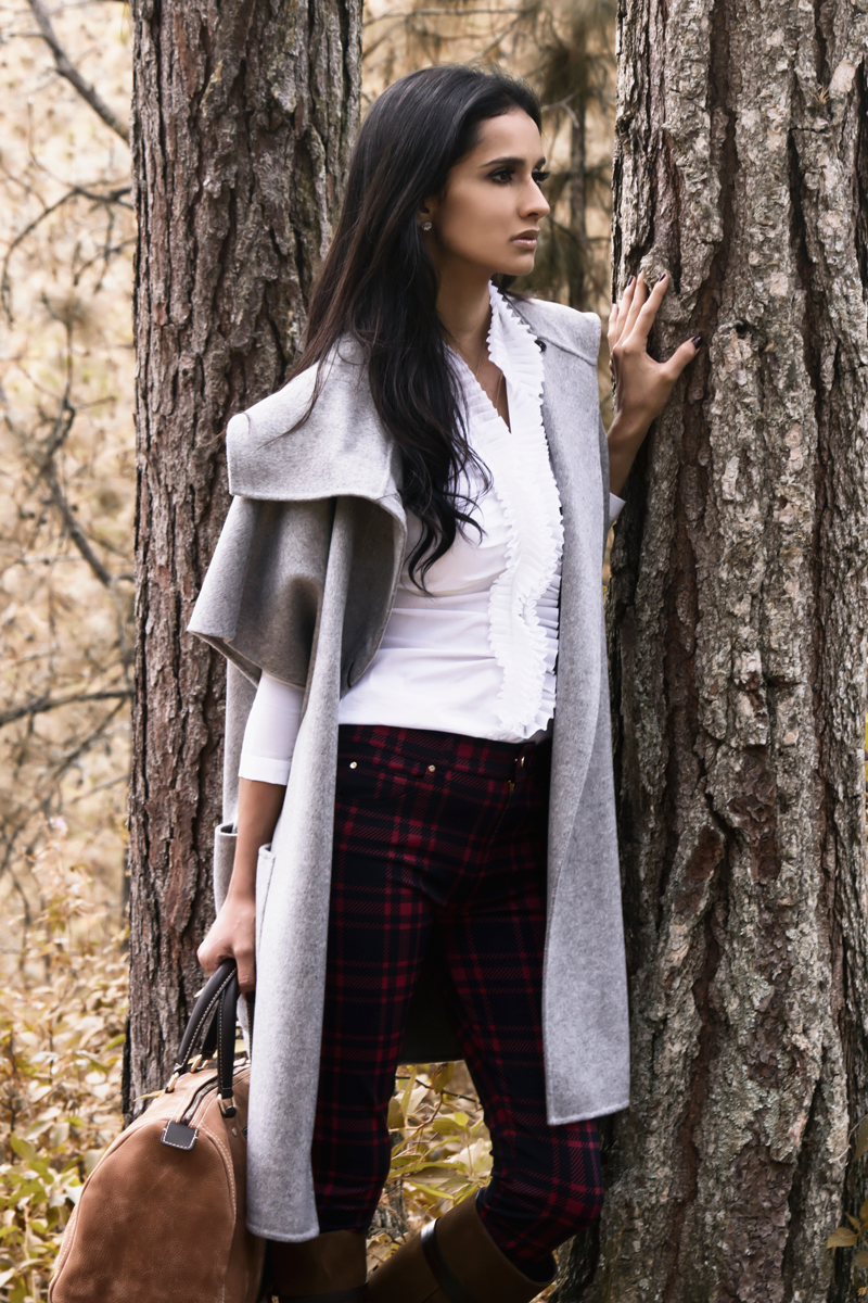 into the woods editorial jose vargas atenas hernandez blog honduras fashion blogger fall winter