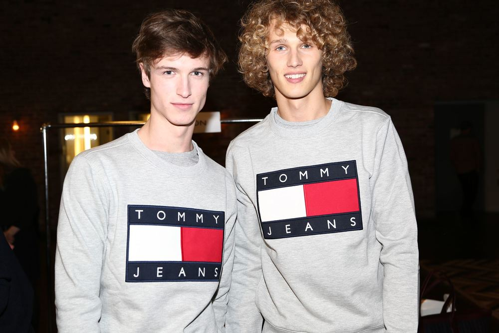 tommy hilfiger jose vargas honduras moda fashion blog blogger new york fashion week men tommy hilfiger backstage