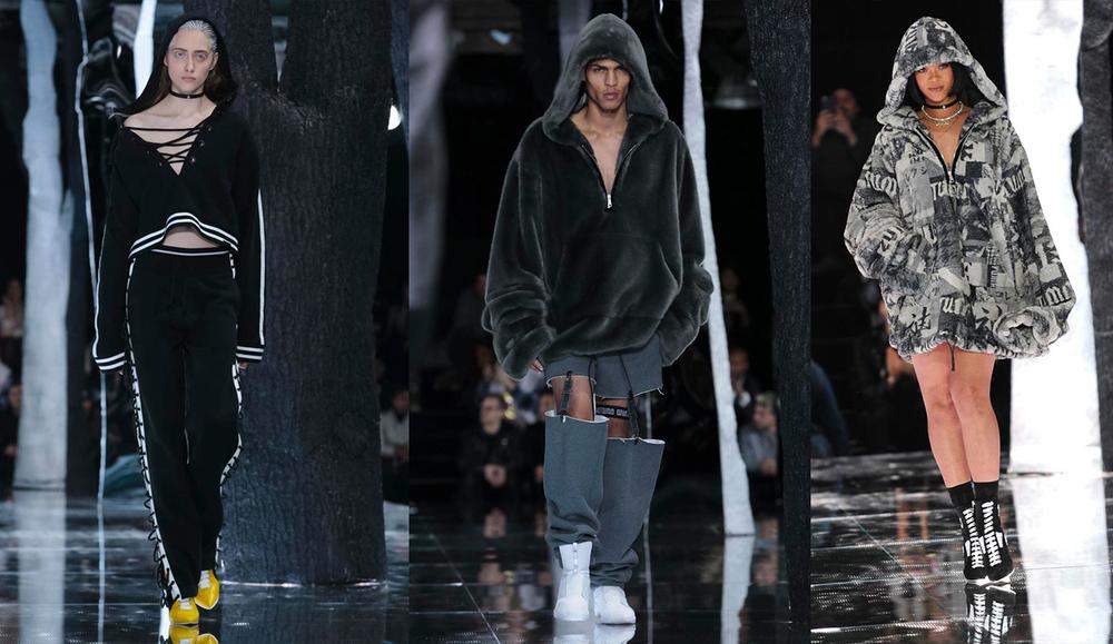 rihanna puma jose vargas fenty new york fashion week blog fashion blogger honduras moda semana de la moda