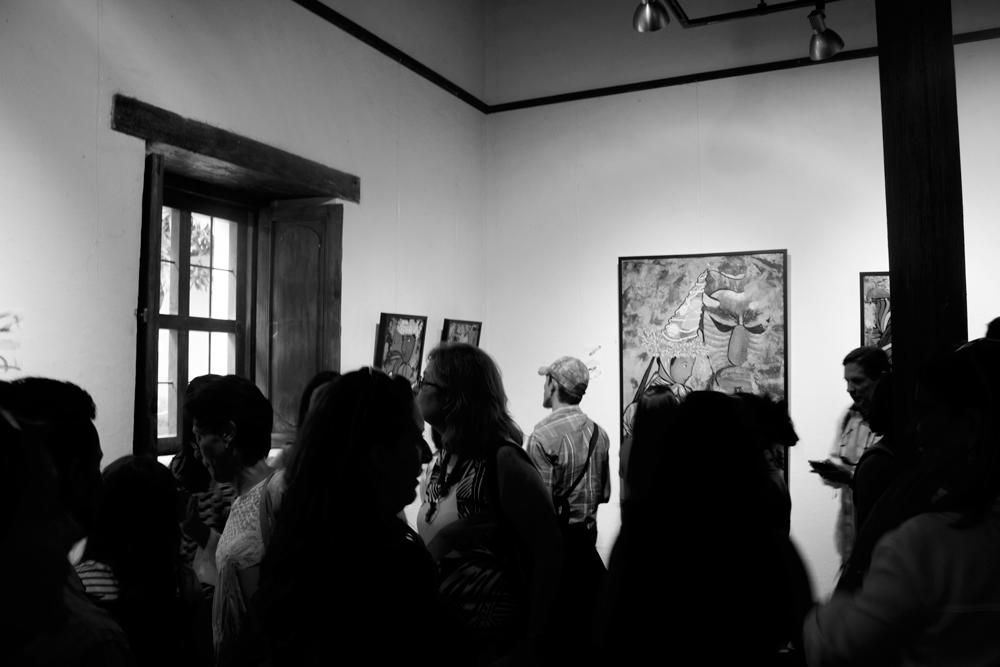 """Exposición de pintura """"El Misterio Guancasco"""""""