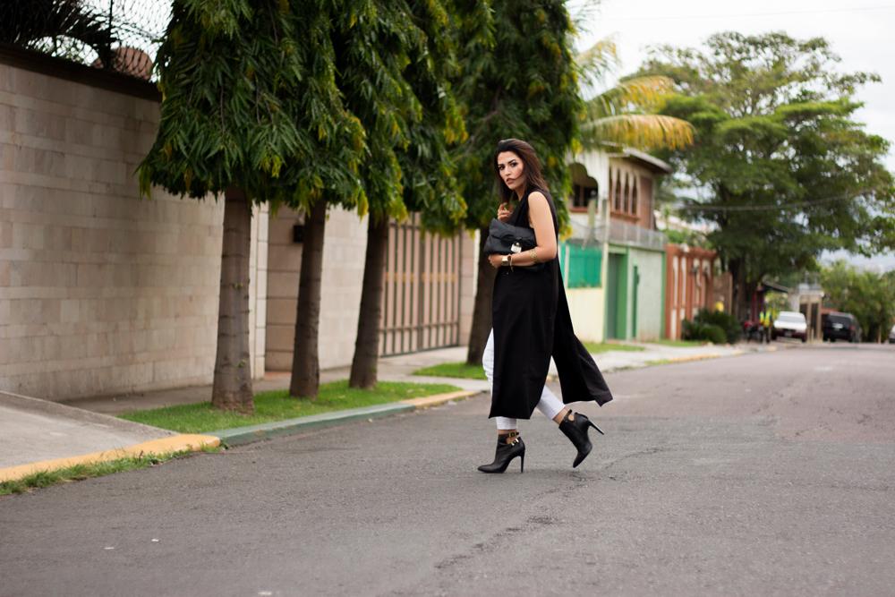 Mari Bardaji blogger honduras moda fashion blog jose vargas photography street style style moda pasarale calle black look