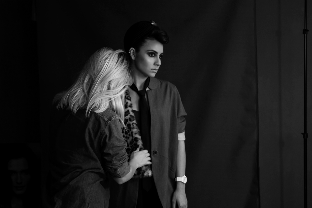 Photography editorial backstage estilo moda diciembre modelo moda blog fashion blogger tomboy atenas hernandez noe pantano honduras