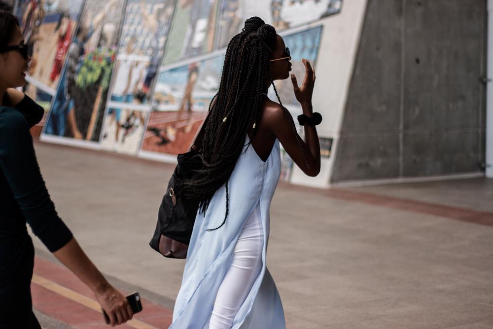models arriving street style fashion show modelos honduras moda en la calle jose vargas fashio blog bloger fotografo photography estilo scad unah