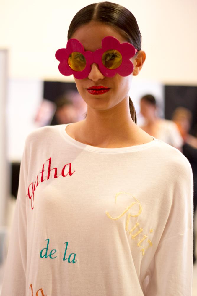 agatha ruiz de la prada jose vargas fashion blog photographer nicaragua diseña honduras moda backstage detras de camaras moedlos pasarelas pelo y maquillaje