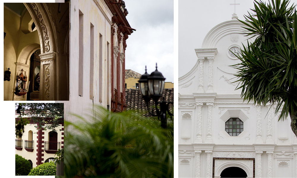 CASCO HISTORICO DE SANTA ROSA DE COPAN - Un diario fotográfico del casco historico de Santa Rosa de Copan