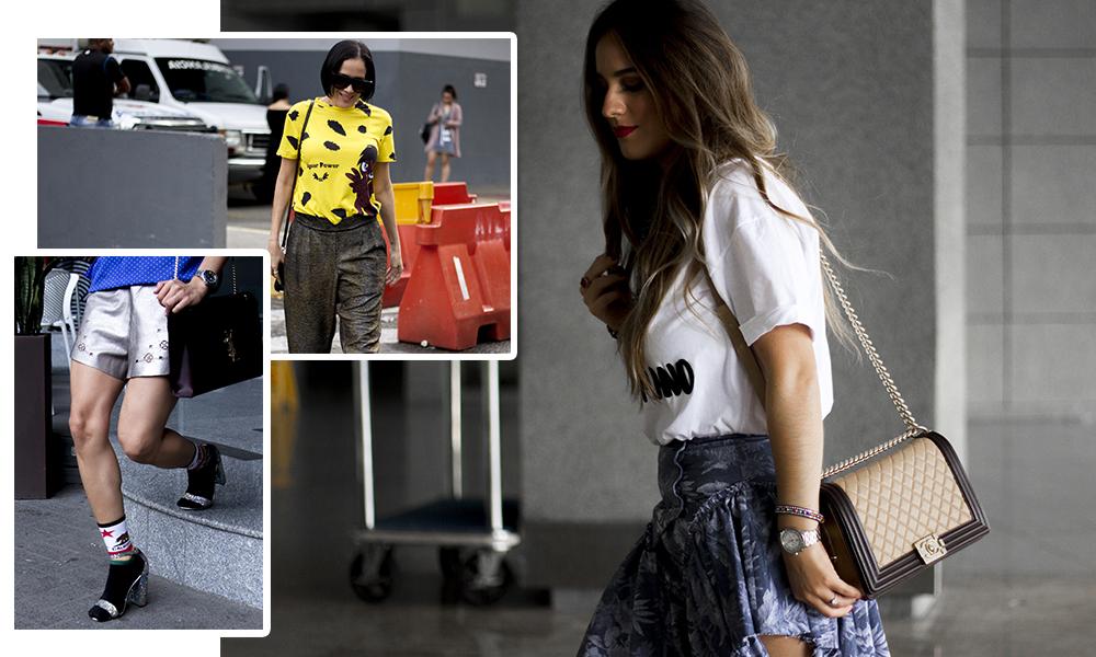 STREET STYLE FASHION WEEK PANAMÁ - Los mejores looks de la semana de la moda en Panamá