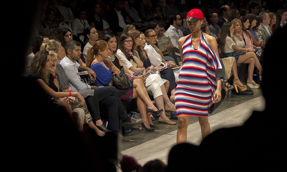 Paolo Errico SS`15 Fashion Week Panama